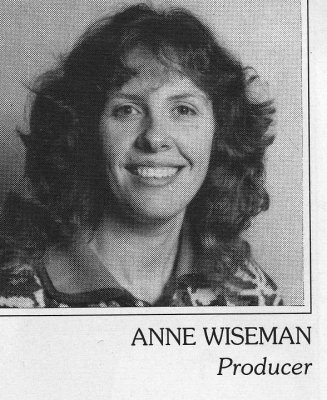 Arnold Jones · Anne Wiseman ... - anne